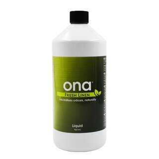 ONA Liquid - Fresh Linen 922ml