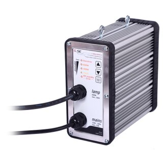 GSE Electronic Ballast 600W dimmable