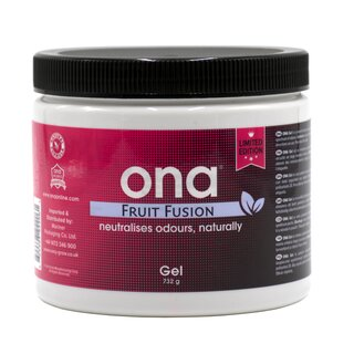 ONA Gel Fruit Fusion 732g Glas
