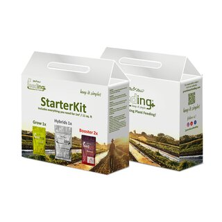 Green House Feeding Mineral StarterKit
